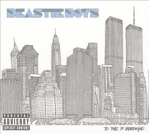 To the 5 Boroughs CD [Limited] by Beastie Boys (Jun-2004) Free post