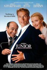 Junior (Zweiseitig) Original Filmposter