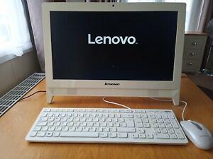 "Lenovo C20-00 Intel Pentium J3160 1.60GHz 8GB RAM 500GB HDD 19.5"" LED AIO"