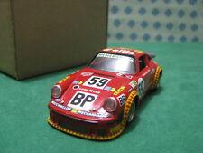 Vintage -  PORSCHE  934  turbo  Le Mans 1977   -  1/43   Elaborazione Solido