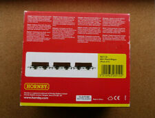 Hornby R6712A BR 5 Plank Open wagons pack of 3