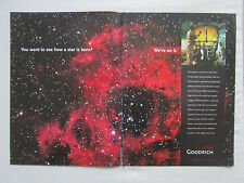 6/2001 PUB BF GOODRICH NEXT GEN SPACE TELESCOPE ESPACE OPTICAL SYSTEMS AD