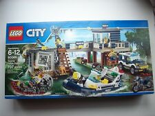 LEGO City #60069 Swamp Police Station,  new in sealed box.