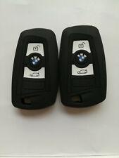 2pcs black Cover for BMW 2 3 4 5 SERIES X3 220i 228i 235i Z4 X1 X2 X3 YG0HUF5767