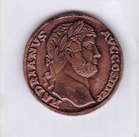 Britannia SC Hadrianus Augustus Reklamemarke Medaille von Meku (NP)
