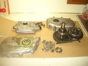 OEM Honda GX200 Engine 2:1 Gear Reduction Wet Clutch