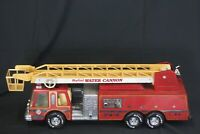 """Nylint 1980's Vintage Water Cannon Ladder Fire Truck Metal Steel Toy 23"""""""