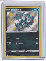 IMPIDIMP SHINING FATES SHINY VAULT RARE HOLO POKEMON CARD SV083/SV122