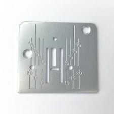 Stichplatte für ELNA Janome,Privileg AEG Nähmaschine Nadelplatte Neu