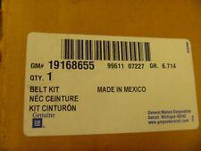 2008 2009 2010 Chevy Express GMC Savana Inner Buckle Seat Belt Kit OEM 19168655