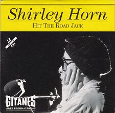Shirley Horn-Hit the road Jack - 2 track MCD 1993-cardboardsleeve