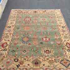 100% Wool Hand Knotted Area Rug