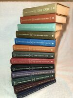Lemony Snicket Series of Unfortunate Events Complete Set 1-13 Hardcover