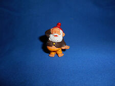 Bathroom Gnome w/Eyes Covered Closed Figurine Kinder Surprise 1991 German Figure