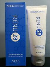 ASEA Renu Advanced Renu28 Renu 28 Revitalizing Redox Gel 2.7 oz NEW! Exp 6/2021