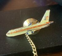 VINTAGE Aviation UNITED AIRLINES Aircraft Plane PIN Tie TAC