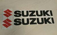 Logo Suzuki completo per jeep fuoristrada pellicola adesiva Jimny Santana swifth