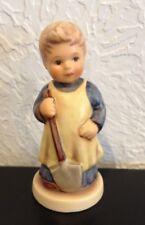 M.i. Hummel Club Garden Treasures Figurine # 1222 Goebel 1996 Hum 727