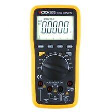 VICTOR VC86E Precision Multimeter AC DC Ohmn Frequenc Cap Temperature Tester
