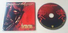 SPIRITUAL BEGGARS Demons 2005 German 13-track promo CD UNPLAYED