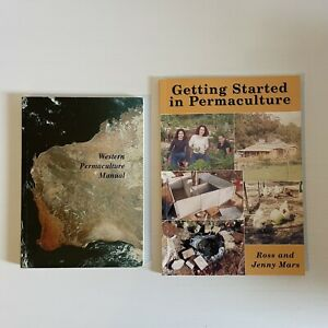 Western Permaculture Manual & Getting Started in Permaculture 2 Book Bundle