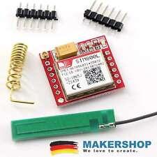 SIM800L Quad Band GSM GPRS Mini Modul mit Antenne Klebeantenne Arduino Raspberry