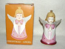 Kaiser 1977 Angel Bell Christmas Ornament - Euc