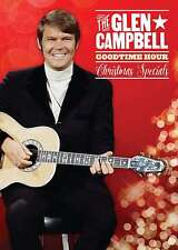 New: The Glen Campbell Goodtime Hour: Christmas Specials Color, NTSC, Full Scree