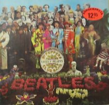 THE BEATLES - SGT. PEPPER'S LONELY HEARTS CLUB BAND   - LP