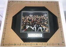 Boston Red Sox 2018 World Series Championship Framed 10 x 8 Photo NEW IN BOX
