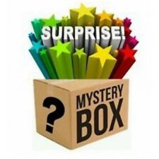 Mys Boxes /games/clothes/toys/money/COULD BE WORTH UP TO £500
