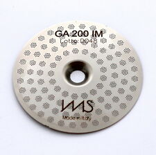 IMS GA 200 IM Competition Shower Screen 200 microns - integrated for Gaggia