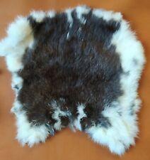 Fur pelle a pelo di coniglio pellicia