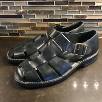 Cole Haan leather fisherman sandals