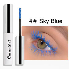 Colorful Waterproof Mascara Fast Dry Long Lasting Curling Eyelashes New!!