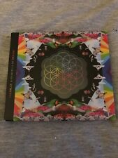 COLDPLAY A HEAD FULL OF DREAMS CD ALBUM (2015) - Fast Free Shipping