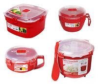 Sistema MICROONDE RISO FRUTTA e verdura pasta pentola a vapore Scodella porridge