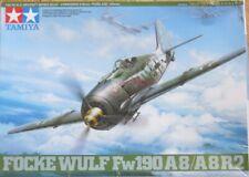 MAQUETTE MODEL KIT 1/48 TAMIYA Fw-190A-8/R2