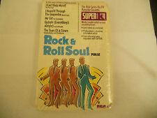 Rock & Roll Soul Male [1993] by Karaoke (Cassette, Sep-1993, Super K)
