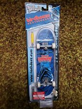 TECH DECK Tony Hawk Birdhouse 27CM Handboard (BAT) 2005 VERY RARE! Mint