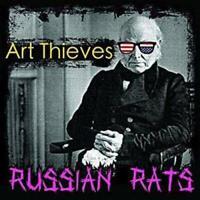 Art Thieves - Russian Rats (Pink Vinyl) [VINYL]