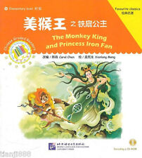 The Monkey King and Princess Iron Fan - Chinese Graded Readers (with 1CD)