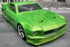 1968 Ford Mustang Custom Painted EPX RC Drift Car 1/10 RTR 4WD Waterproof 2.4G