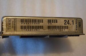 L-895 VOLVO GEARBOX CONTROL UNIT ECU P09472349 / 1T0403207