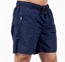 LORO PIANA Men's Blue Classic Swimshorts Size M (100% Authentic & New)