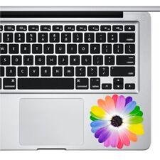 "Flower Rainbow Cute Sitcker for Laptop ipad surface Pro Viny Decal Macbook 13"""