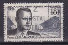 FRANCE 1957 Sport Lagrange YT 1120 Used very nice