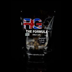 RG Baits, NEW, The Formula and Arctic Crab, 15mm boilies, 1kg, carp bait