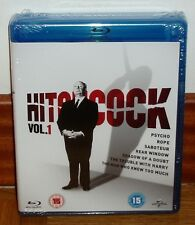 COLECCION ALFRED HITCHCOCK-VOL. 1-PACK 7