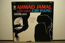 AHMAD JAMAL WITH VOICES CRY YOUNG (VG+) LPS-792 LP VINYL RECORD